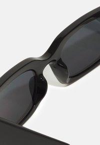 Vintage Supply - CHUNKY UNISEX - Sunglasses - black - 2