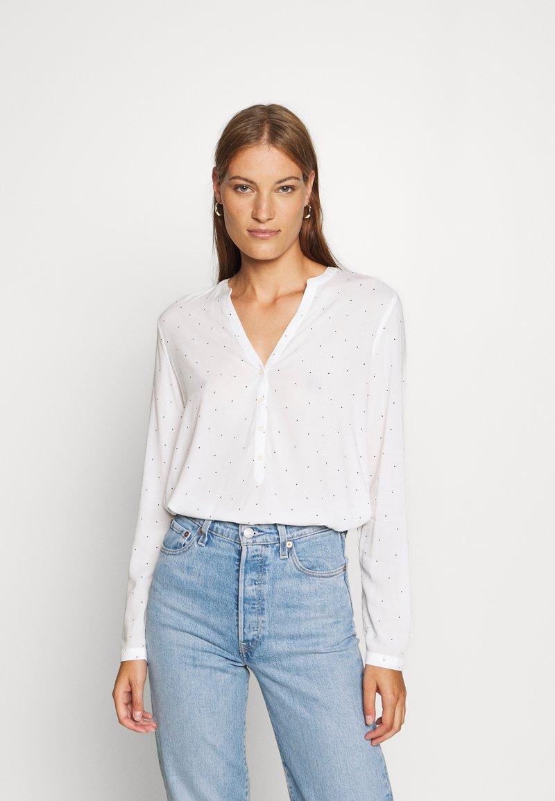 Esprit - CORE FLUID  - Blouse - off white