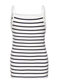 Petit Bateau - LOT 2 PACK  - Undershirt - white/blue - 2