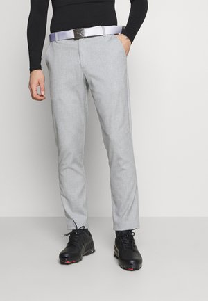 TAB TROUSER - Kalhoty - iron gate heather