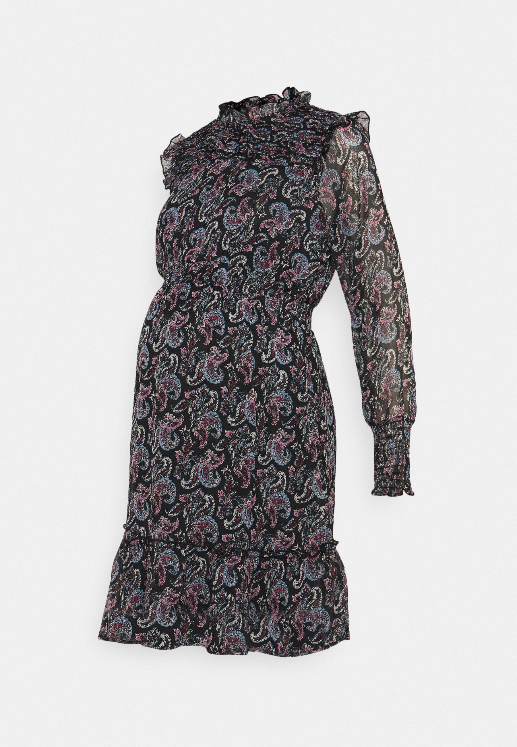 Women OLMASTA SMOCK DRESS - Day dress