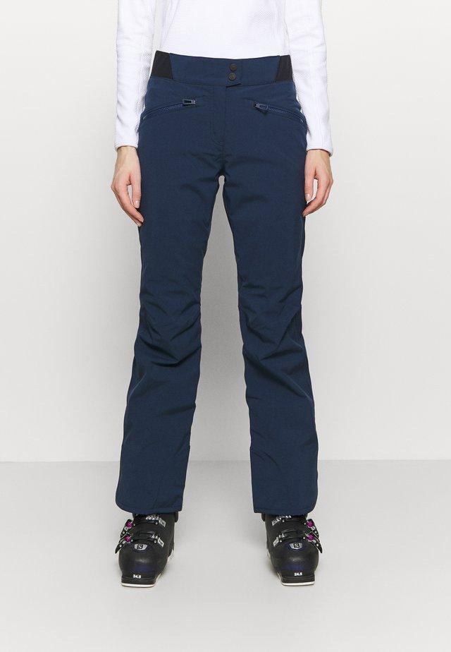 CLASSIQUE PANT - Zimní kalhoty - dark navy