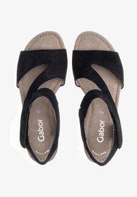 Gabor - Sandals - blau - 0
