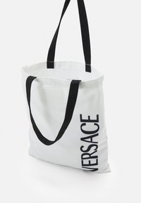 Versace - MEDUSA TOTE - Across body bag - bianco/nero - 2