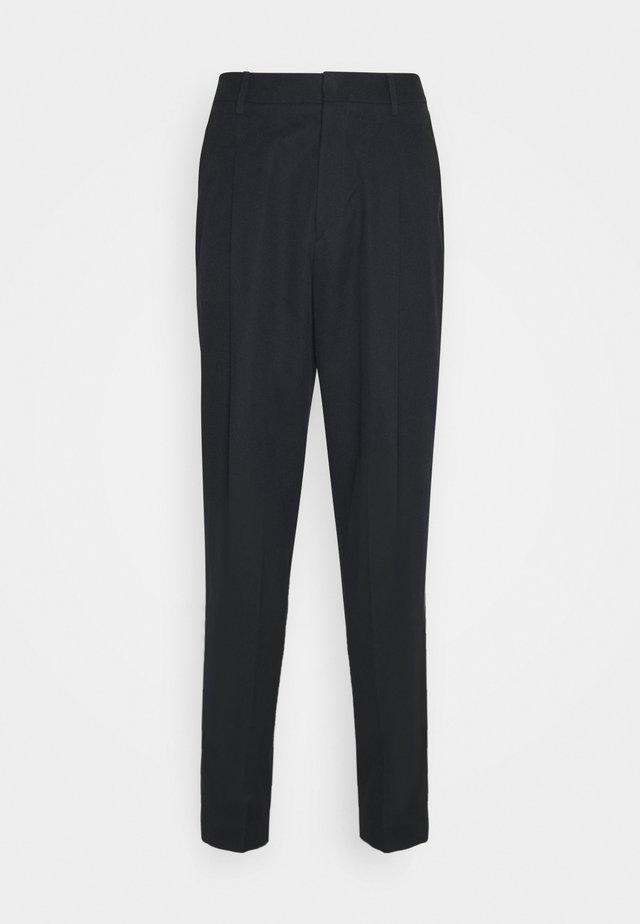 GENTS FORMAL TROUSER - Pantaloni - black