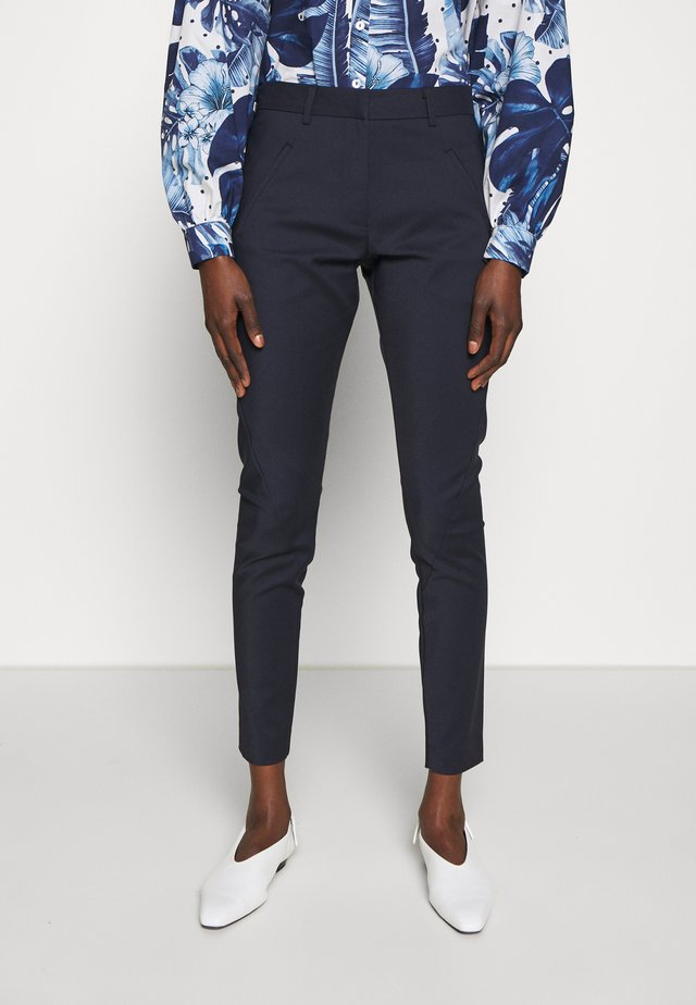 GOAL - Trousers - blue night