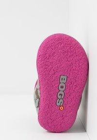 Bogs - BABY WOODLAND FRIENDS - Zimní obuv - light gray/multicolor - 5