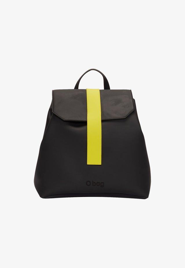 Zaino - nero-giallo