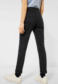 Cecil - Slim fit jeans - carbon grey - 1
