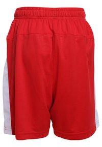 Puma - LIGA - Sports shorts - puma red/puma white - 1