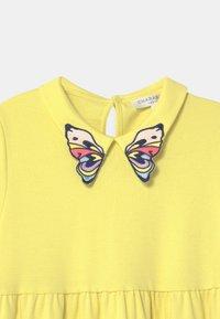 Charabia - Jersey dress - straw yellow - 2