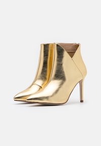 BEBO - DIANNE - High heeled ankle boots - gold - 2