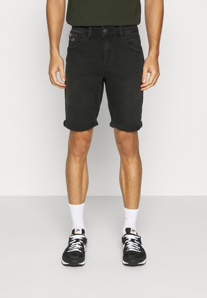 LANCE - Denim shorts - henor wash