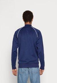 adidas Originals - Training jacket - night sky/white - 2