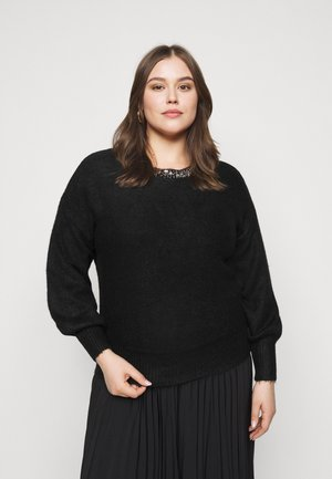 CARELSA - Jumper - black