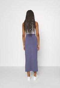Even&Odd - Maxi skirt - lilac - 2