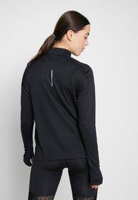 Nike Performance - PACER  - Camiseta de deporte - black/reflective silver - 2