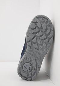 Lowa - MILO GTX MID - Winter boots - navy/magenta - 5