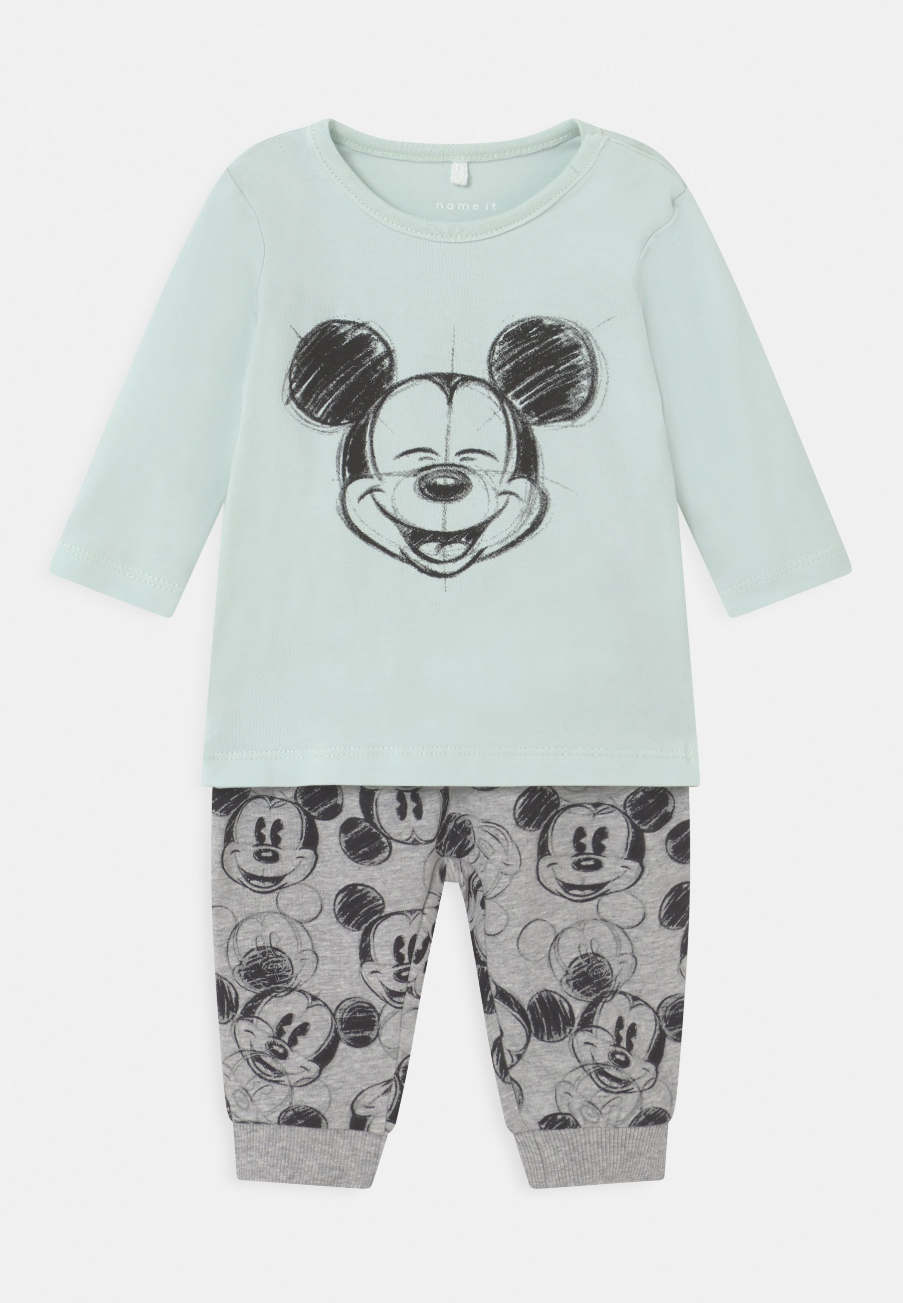 Kids MICKEY LINCOLN SET UNISEX - Trousers