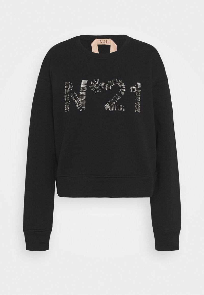 N°21 - Sweatshirt - nero