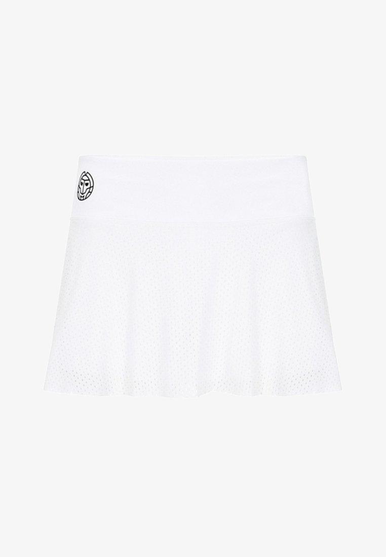 BIDI BADU - CHARLIE TECH SKORT - Sportovní sukně - white