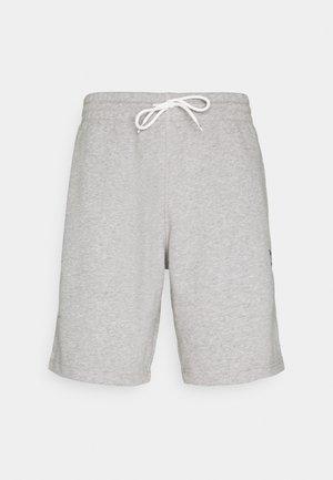 SHORT - Sportovní kraťasy - medium grey heather