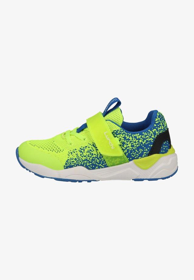 Sneaker low - neongreen