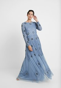 Lace & Beads - AMBER - Occasion wear - blue - 2