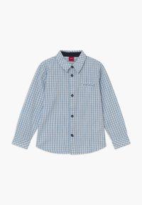 s.Oliver - LANGARM - Shirt - light blue - 2