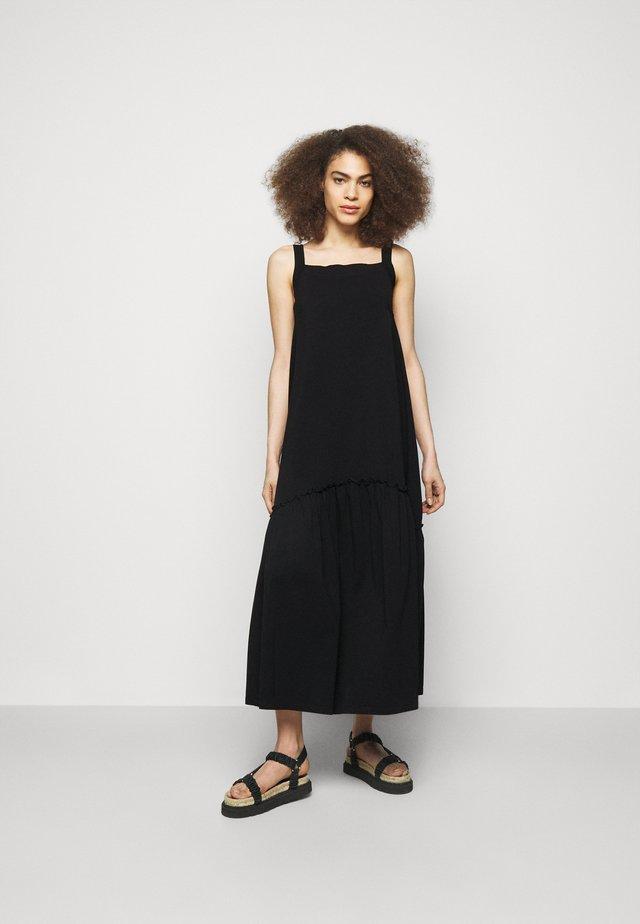 DINANE - Długa sukienka - schwarz