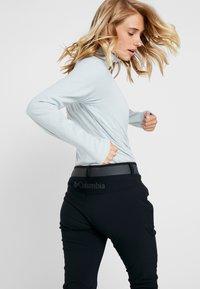 Columbia - WINDGATES FALL PANT - Outdoorové kalhoty - black - 3