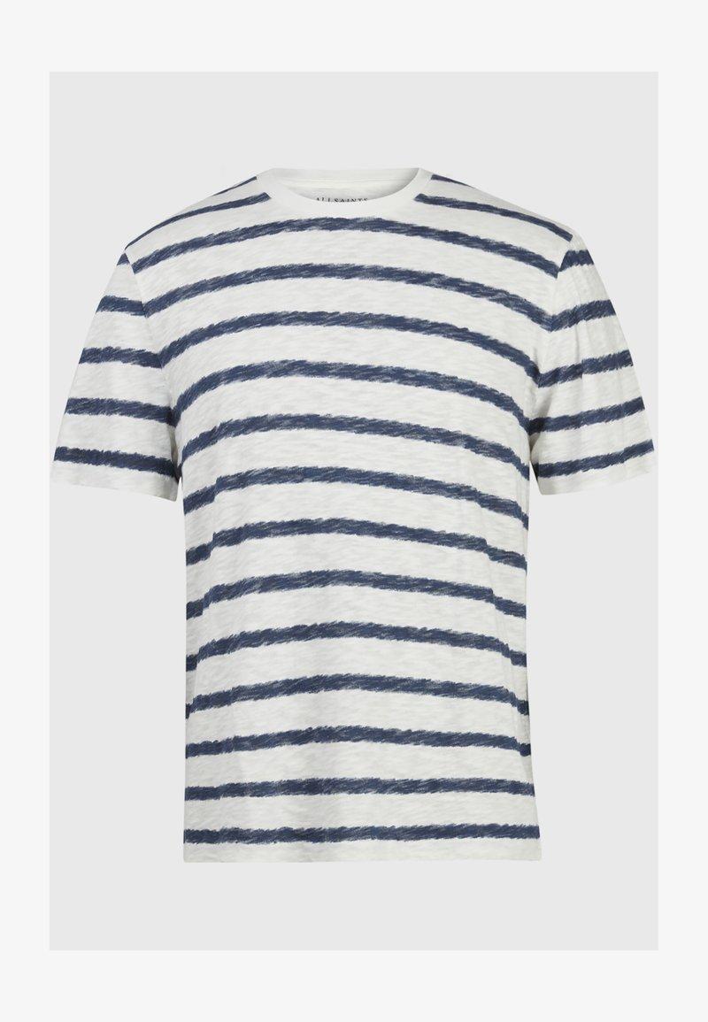 AllSaints - ROSEBOWL  - T-shirts print - white