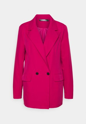 DOUBLE BREASTED JACKET - Blazere - pink