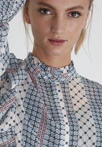 ICHI - IXINA DR - Shirt dress - multi color - 3