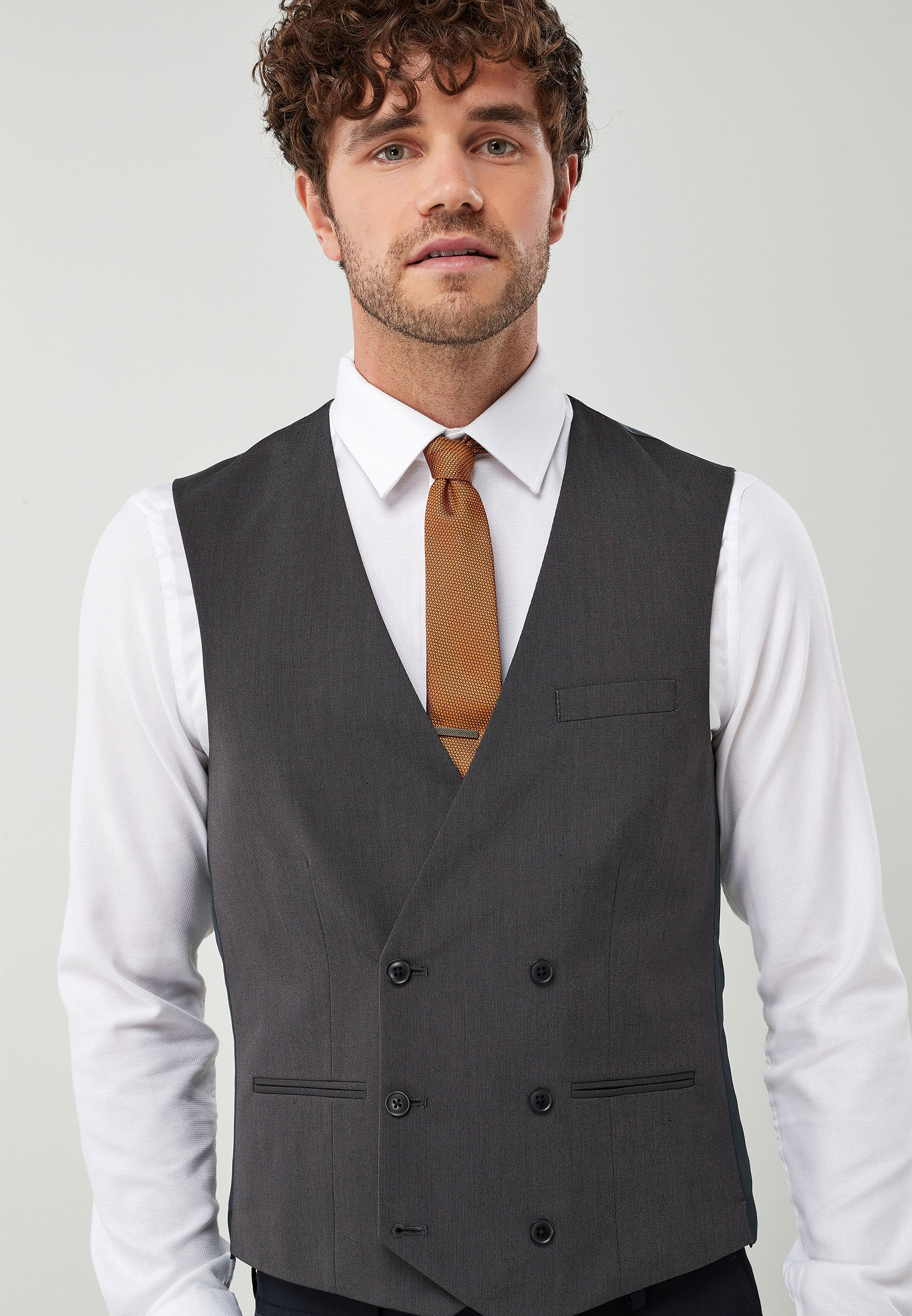 Homme Double Breasted - Gilet de costume