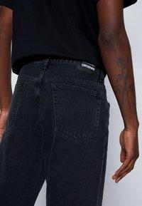 Dr.Denim - DASH - Straight leg jeans - night black - 5