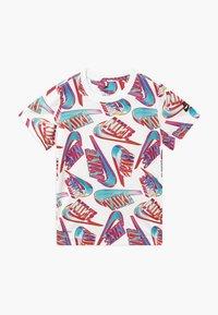 Nike Sportswear - HIFI FUTURA TEE - Print T-shirt - white - 0