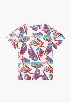 HIFI FUTURA TEE - T-shirt print - white
