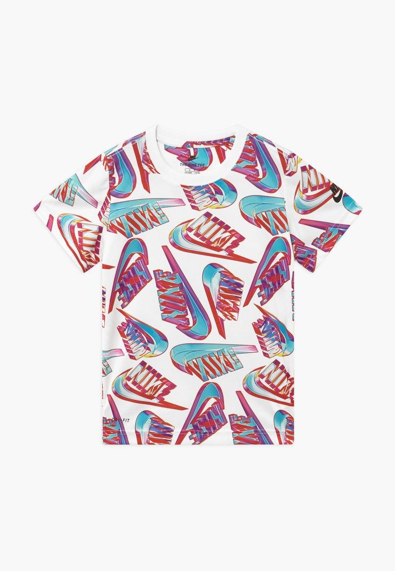 Nike Sportswear - HIFI FUTURA TEE - Print T-shirt - white