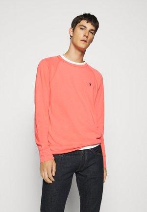 LONG SLEEVE - Sweatshirt - racing red
