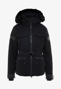 8848 Altitude - WIVI JACKET - Kurtka narciarska - black - 7