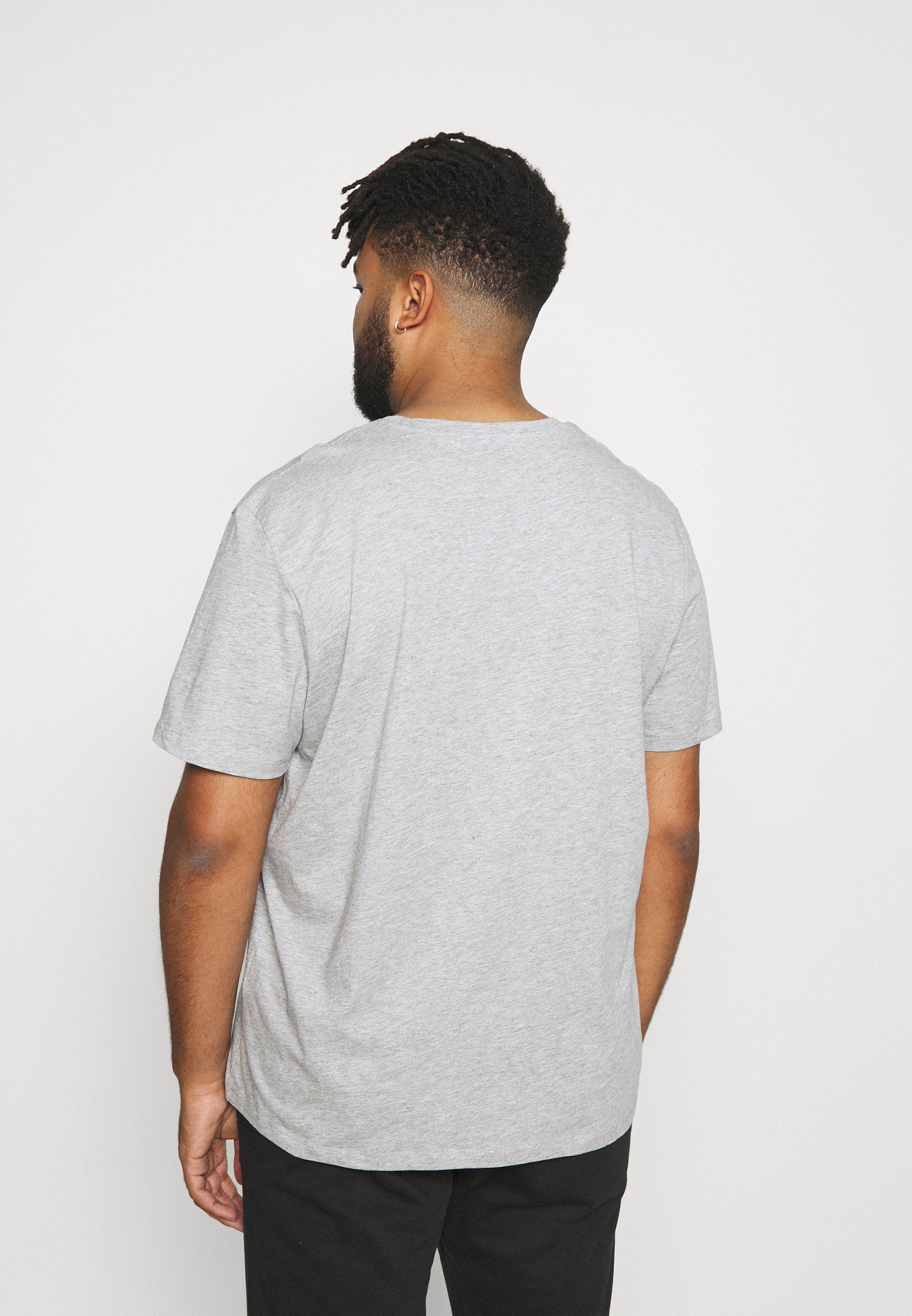 Herren JJHERRO TEE CREW NECK - T-Shirt print