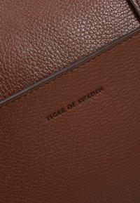 Tiger of Sweden - BURIN - Briefcase - cognac - 5
