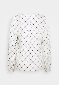 comma - LANGARM - Blouse - white - 1