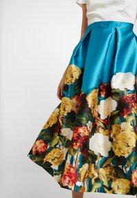 Closet - CAP SLEEVE DRESS - Cocktail dress / Party dress - blue - 7