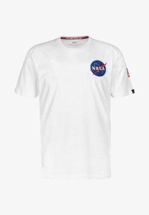 176507 - Print T-shirt - white
