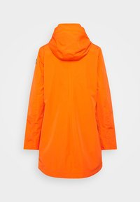 Luhta - INKARILA - Regenjacke / wasserabweisende Jacke - dark orange - 1