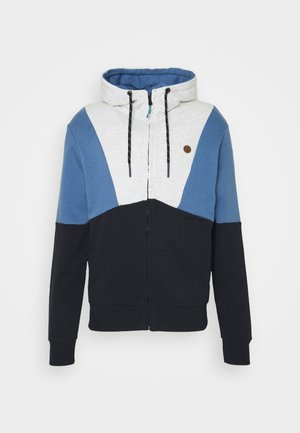 CAPUCHA ABIERTA SILUETA - Hættetrøjer - medium blue