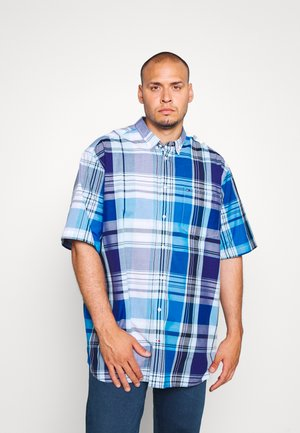 MADRAS CHECK - Hemd - blue