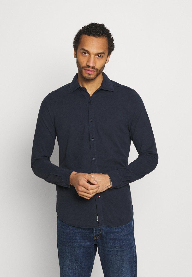 Ecoalf - CAMINO MAN - Shirt - midnight navy